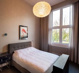 For rent: Parklaan, Rotterdam - Tasteful Italian design with a view of the Park
