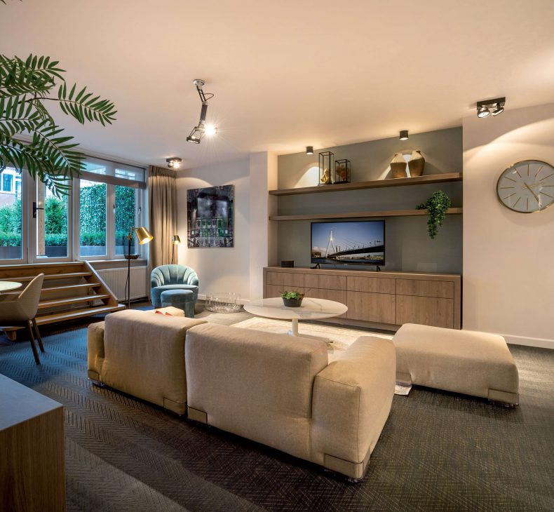 For rent: Parklaan, Rotterdam - Excellent basement with adjoining private garden