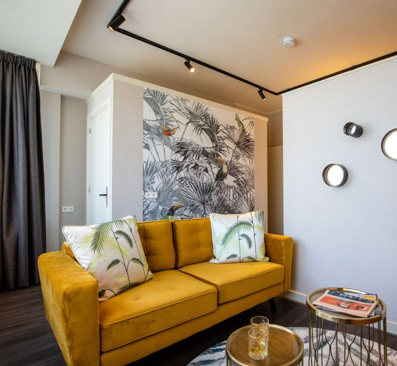 For rent: Schiekade, Rotterdam - A studio that is the pinnacle of luxury!